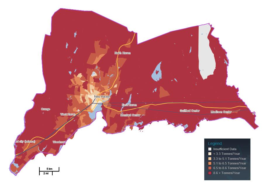 Figure 4_GreenHouseGas Emission Per Household