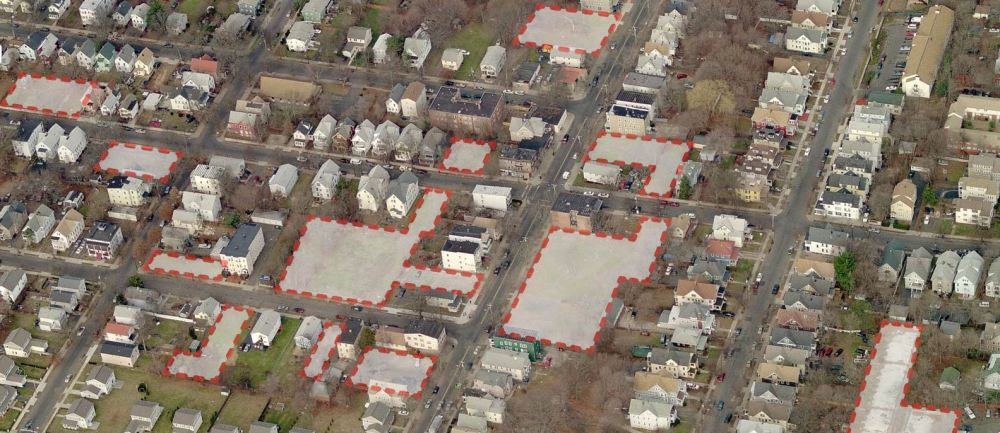 Figure 7_Aerial View of Vacant Lots in Lower Newhallville