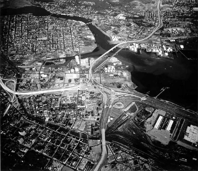 1965 aerial highways