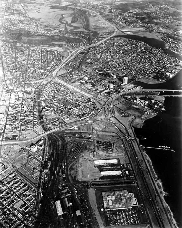 Aerialharbour1960