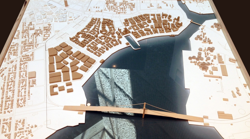 shorefront model