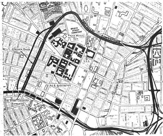 1967 Ring Road Plan