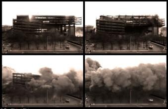 Coliseum implosion, 2007