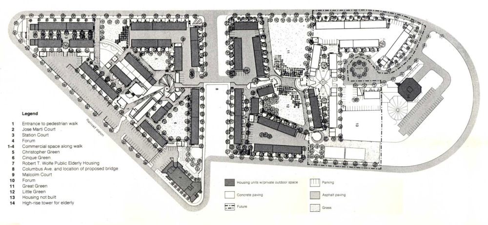 Existing_Moore Site Plan