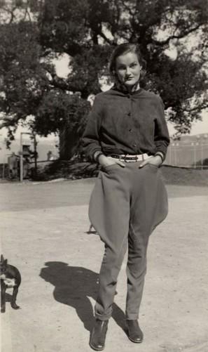 Doris Duke, c.1925 (Rubenstein Library)