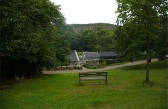 Contemporary view of Edgerton landscape