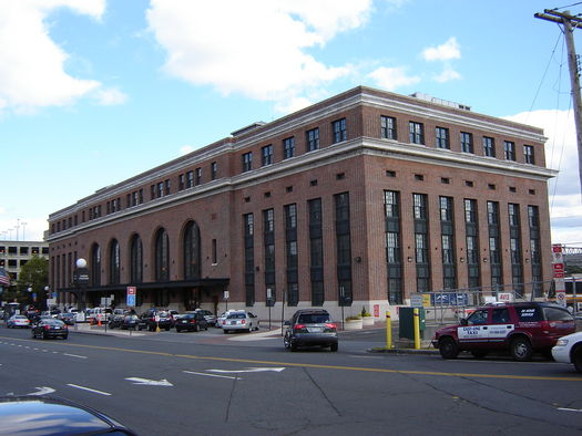 New Haven Railroad exterior_image by Nick Marucci