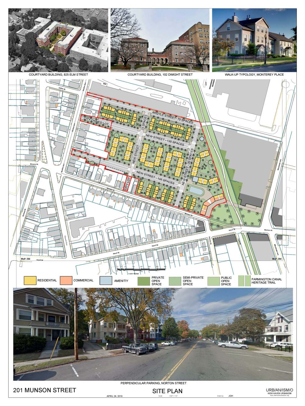 2018-04-27_Alternate Site Plan_201 Munson Street